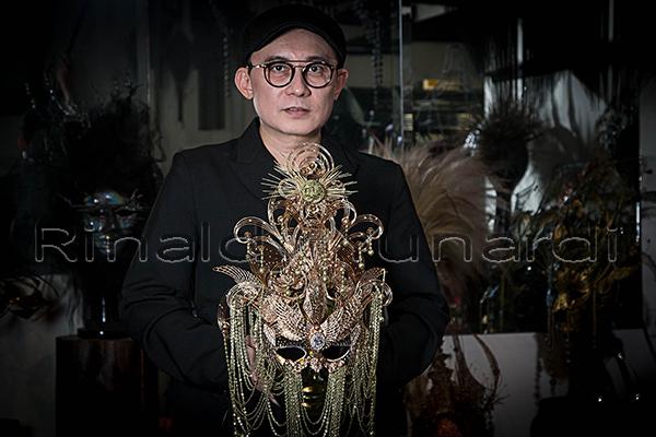 Rinaldy Yunardi Desainer Indonesia