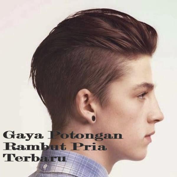 Gaya Potongan Rambut Pria Terbaru 2021